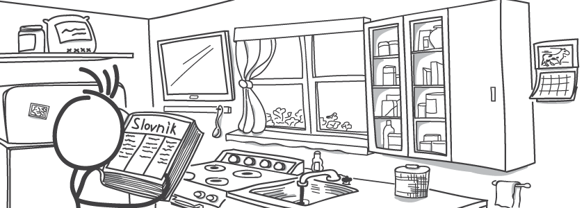 Gastronomický slovník kuchyne