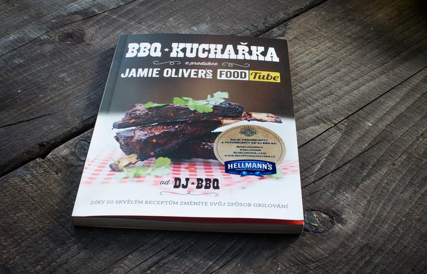 Jamie kuchárska kniha