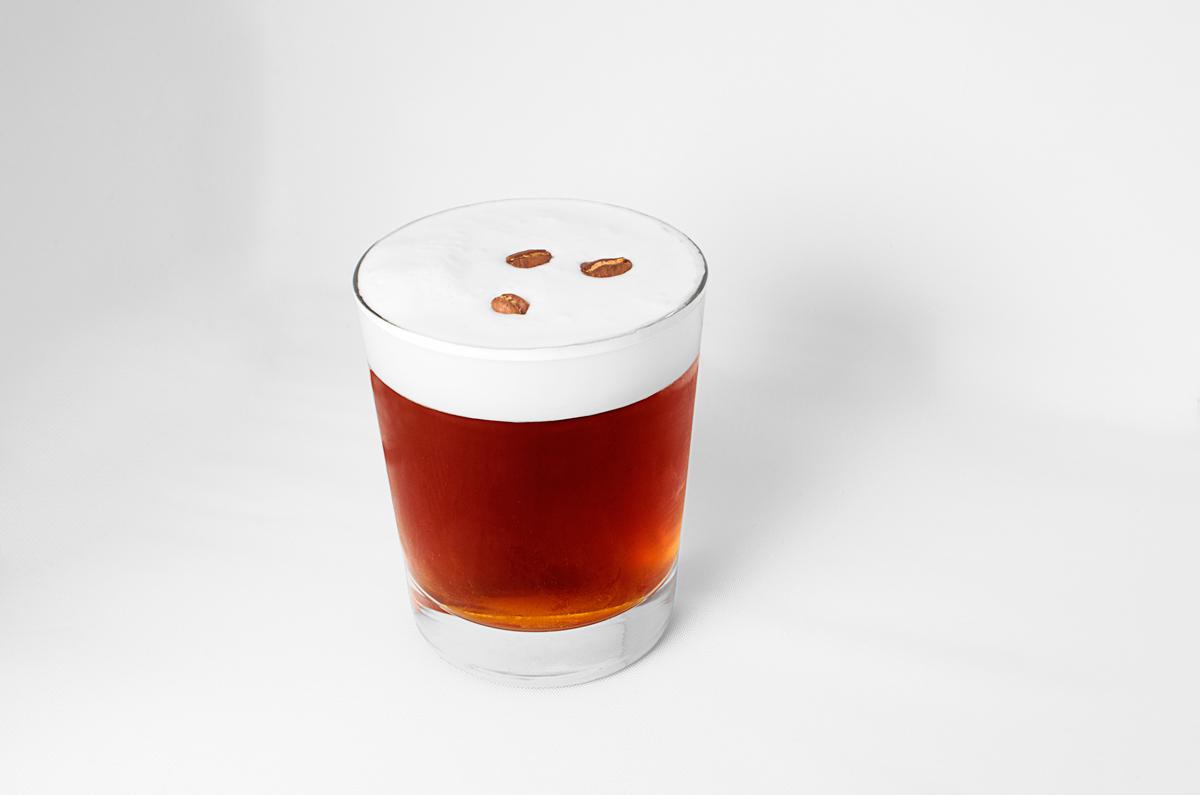 Kávový drink - Triple B