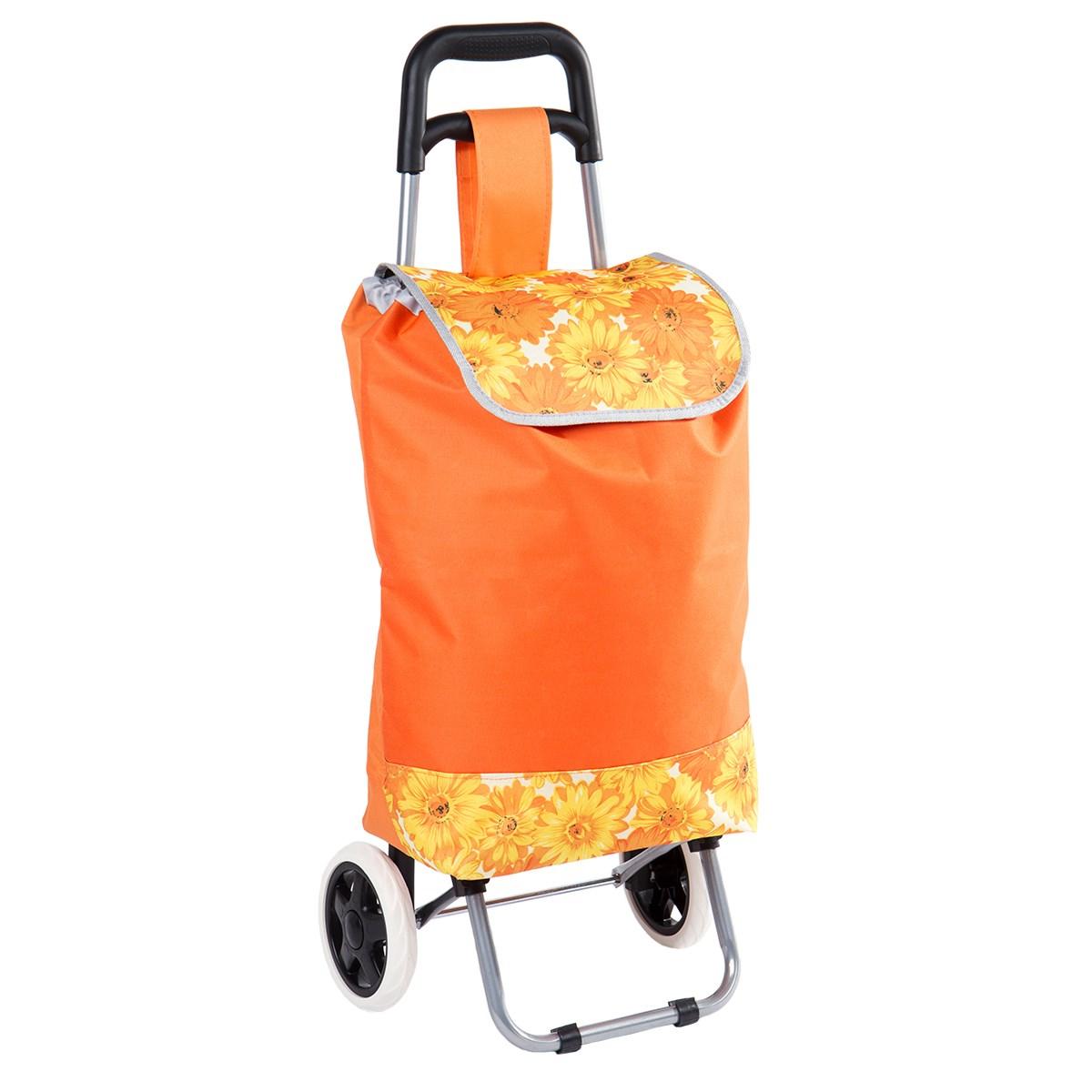 b3c04034e2aca Nákupná taška na kolieskach Daisy oranžová, - Smoliak.sk | Recepty,  recenzie a zoznam najlepších kaviarní a reštaurácií podľa foodblogera