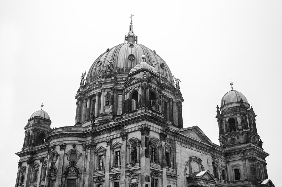 Berlínnska katedrála