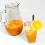Grilovaná pomarančová limonáda