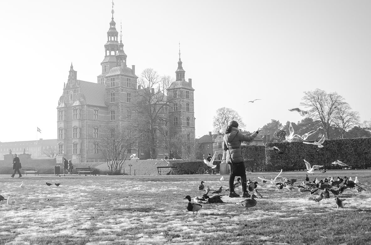Kodaň - dáni majú nádherné parky
