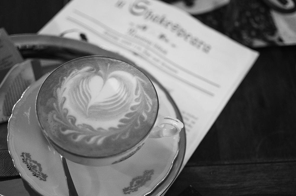 Káva ako z rozprávky