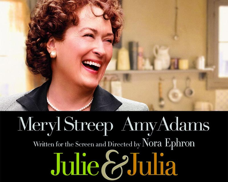 Film - Julie a Julia